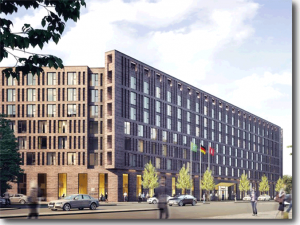 Projekt Holiday Inn Hafen Hamburg