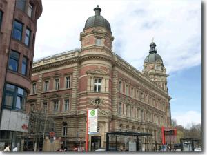 Projekt Alte Postdirektion Hamburg